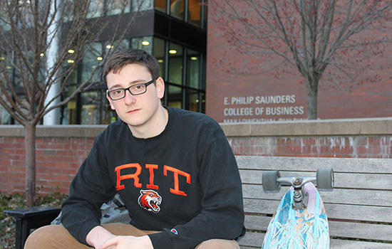 Undergraduate research opens doors for Saunders College of Business graduate