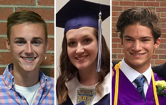 Livingston County students awarded annual Saunders College Scholarships to attend RIT