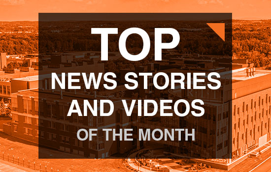 Top RIT News stories and videos for April 2018