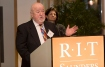 Saunders College of Business dedicates Philip R. Tyler Active Learning Classroom