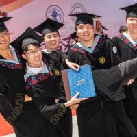 2019 RIT-Saunders BJTU Commencement in China