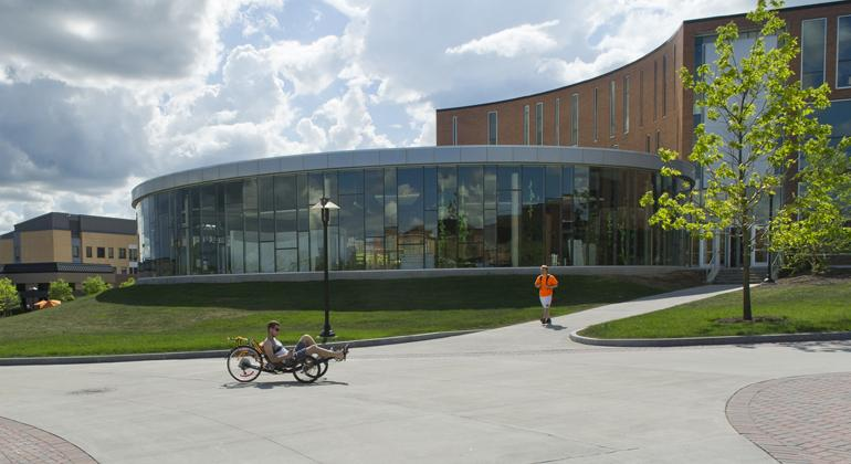 Simone Student Innovation Center at RIT