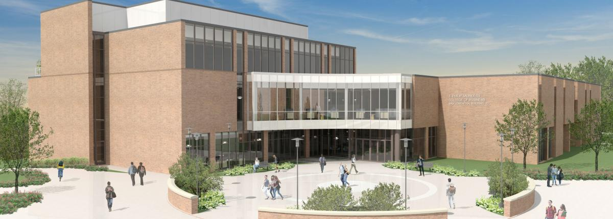 Saunders College of Business Facility Expansion